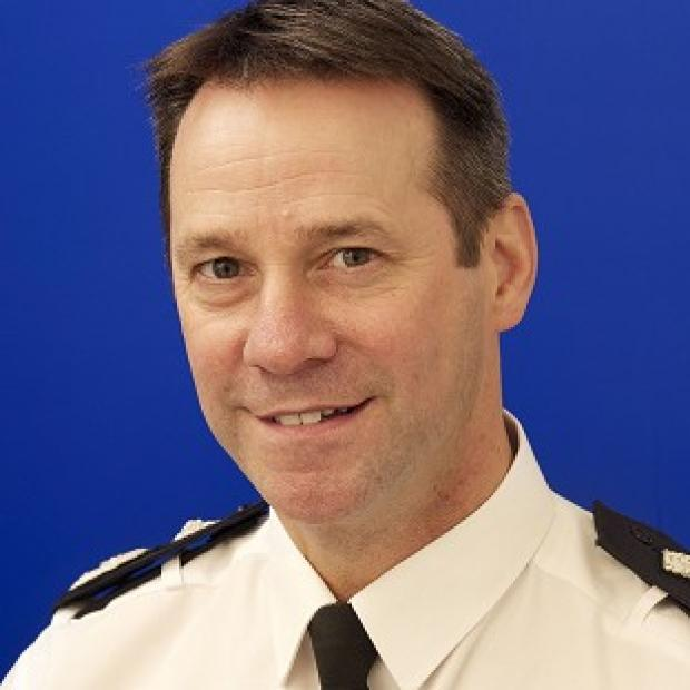 Preston and Leyland Citizen: Mark Gilmore, chief constable of West Yorkshire Police, has been suspended