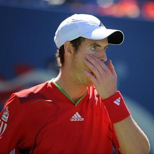 Andy Murray will try to avoid further drama in Louis Armstrong Stadium
