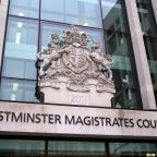 Preston and Leyland Citizen: Tuhin Shahensha is appearing at Westminster Magistrates' Court accused of preparing acts of terrorism