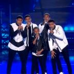 Preston and Leyland Citizen: Everyone thinks The Sakyi Five are doppelgängers of JLS on Britain's Got Talent