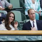 Preston and Leyland Citizen: The Duke and Duchess of Cambridge will be at Wimbledon to watch Andy Murray play