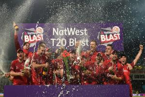 Lancashire coach Ashley Giles delighted with NatWest T20 Blast victory over Northants