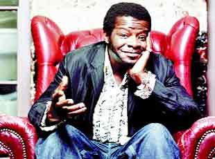 Preston and Leyland Citizen: Interview: Stephen K Amos